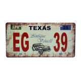 Texas EG-39, Antique Vehicle (ปั๊มนูน)