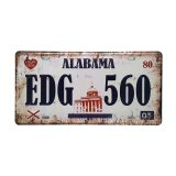 Alabama EDG-560, Heart of Dixie (ปั๊มนูน)