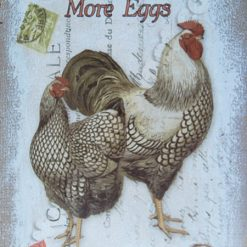Happy Chickens Lay More Eggs