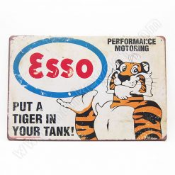 Esso Put a Tiger in Your Tank