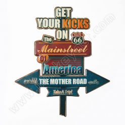 Get Your Kick On Route 66 (ปั๊มนูน)