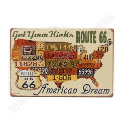Get Your Kicks on Route 66, American Dream