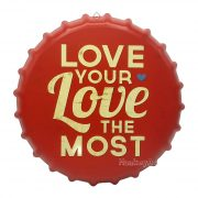 Love your Love The Most, 35 cm
